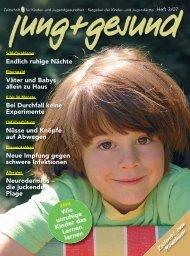jung + gesund - Kinder- & Jugendärzte im Netz