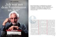 PM Biografie (Aug. 2012) - Carl Djerassi