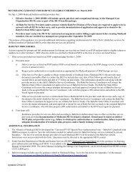 BabyNet Policy and Procedure Manual Appendix 5     - SC