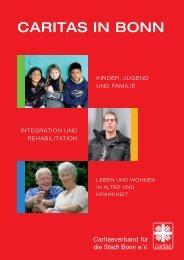 CARITAS IN BONN - Diözesan-Caritasverband für das Erzbistum ...
