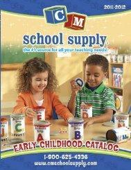 Infant & Toddler - CM School Supply