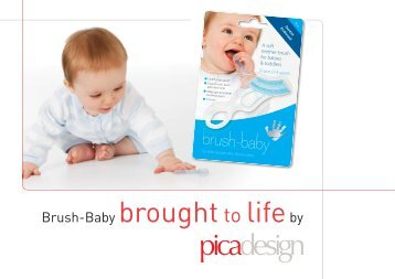 For little people who like to chew - Pica