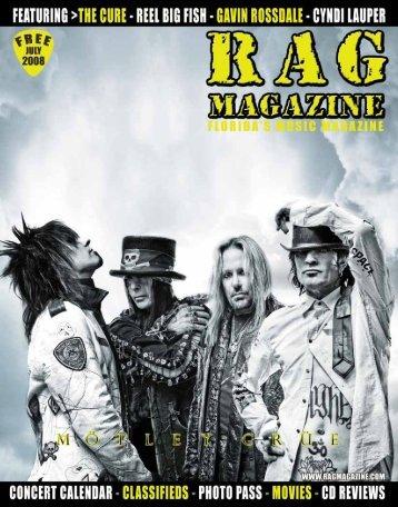 recording - RAG Magazine