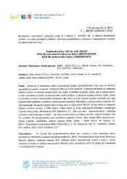 oznámení Ministerstva zdravotnictví ČR ve formátu pdf