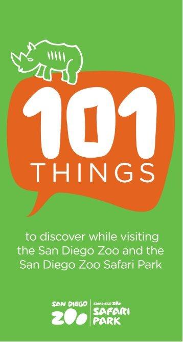 Z O PARK - San Diego Zoo
