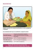 Booklet for expecting mothers - NRHM Manipur - Page 4