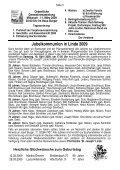 "Pfarrinformationen ""St. Joseph"" Linde - Bürgerverein Linde eV - Page 3"