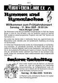 "Pfarrinformationen ""St. Joseph"" Linde - Bürgerverein Linde eV - Page 5"
