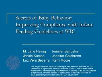 Secrets Of Baby Behavior