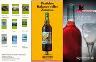 Perfekte Balance edler Zutaten. - Appenzellerland Tourismus