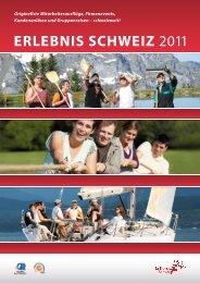 ERLEBNIS SCHWEIZ 2011