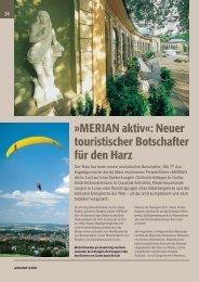 MERIAN aktiv - Sparkasse Goslar/Harz