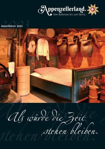 Appenzell. - Rehetobel