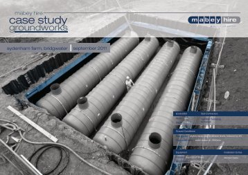 case study - Mabey Hire