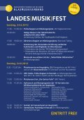 LANDES MUSIK FEST | | - Seite 3