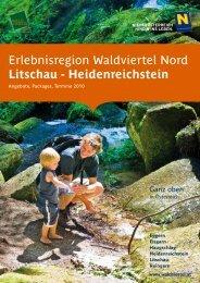 Erlebnisregion Waldviertel Nord Litschau - Heidenreichstein