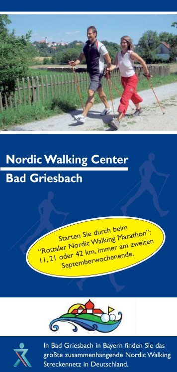 Nordic Walking Center Bad Griesbach