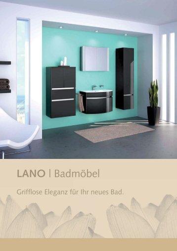 LANO | Badmöbel - Wullbrandt + Seele