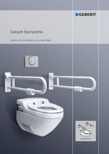 Broschüre Geberit Barrierefrei / PDF / 5,78 MB