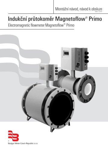 Primo Advanced - Badger Meter
