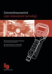 Schmieröl 0808_3.indd - Badger Meter Europa GmbH