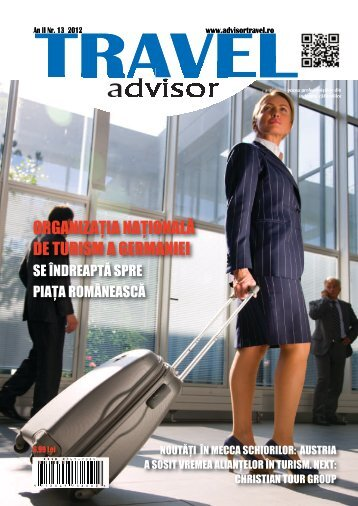 Travel Advisor Nr 13