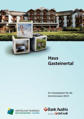 Spezial- Angebote! 5 zahlen – 7 bleiben - Bank Austria