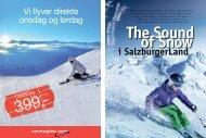 kOnTakT - Ski & Board - Salzburger Land