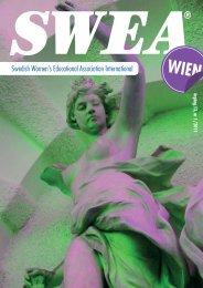 "Cat on a Hot Tin Roof"". - SWEA International"