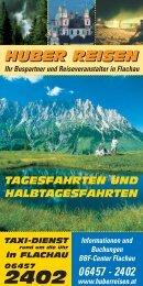 Badefahrt Lignano - Huber Reisen - Flughafentransfer - Flachau