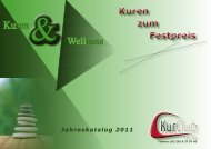 Kuren Wellness - LAMBERTZ + SCHEER Medienproduktion