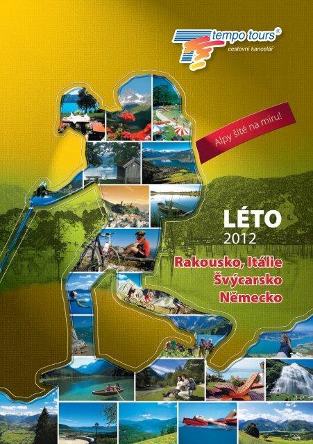 katalog Tempo leto 2012.indd - Tempo Tours Praha