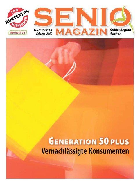 """ORgAniSAtORen deS""""SPASSeS An deR fReud"""" - Senio Magazin"""