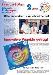 2.2004 - LAG Pro Ehrenamt