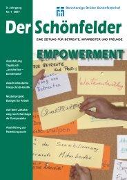 Empowerment & Coaching - Barmherzige Brüder Trier e. V.