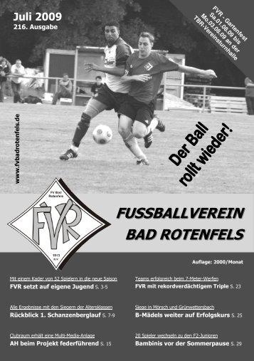 Norbert Enz - FV Bad Rotenfels