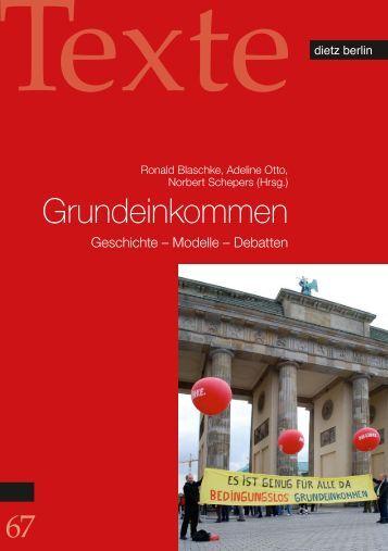 Grundeinkommen - Rosa-Luxemburg-Stiftung