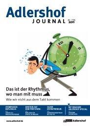 2011 JOURNAL Adlershof