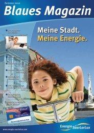 Blaue - Energie SaarLorLux