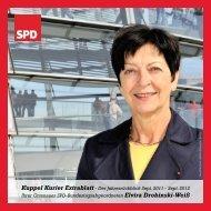 2011-12 EDW Jahresbericht - Elvira Drobinski-Weiß, MdB