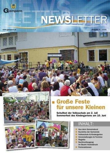 ärztenotdienst - auf der Homepage der Gemeinde Gampern!