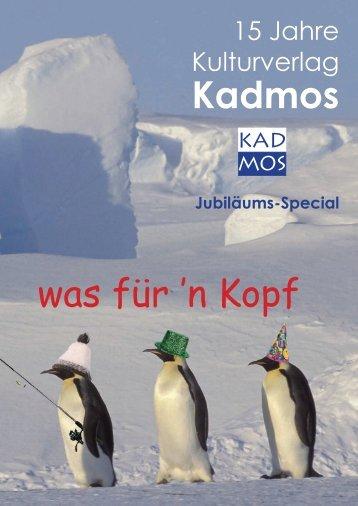 Kadmos - Fachbuch-Journal