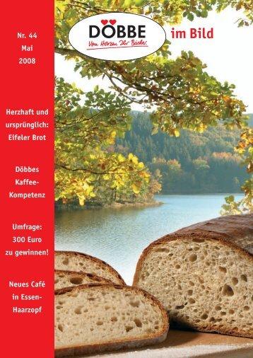 Mai 2008 - Döbbe Bäckereien