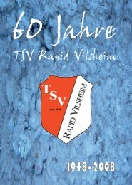 Abteilung Turnen - TSV Rapid Vilsheim