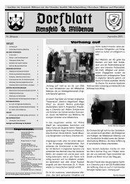 Dorfblatt September 2005.indd - Mildenau