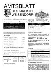 AMTSBLATT - FEN Free-Net Erlangen - Nürnberg