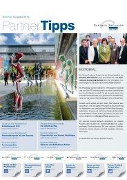PartnerTipps - Partner-Treuhand Wirtschaftstreuhand GmbH