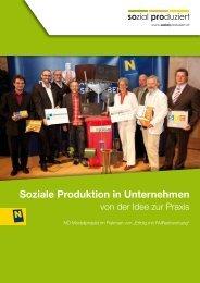 Soziale Produktion in Unternehmen - bei Kerschner Umweltservice ...