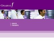 IT FOR EVENTS Professioneller Marketingmix - Osiatis