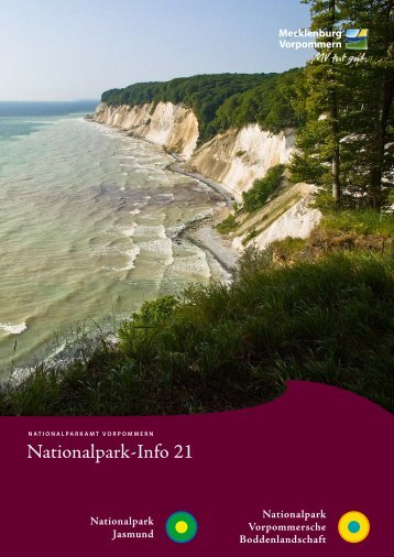 Nationalpark-Info 21 - Nationalpark Vorpommersche ...